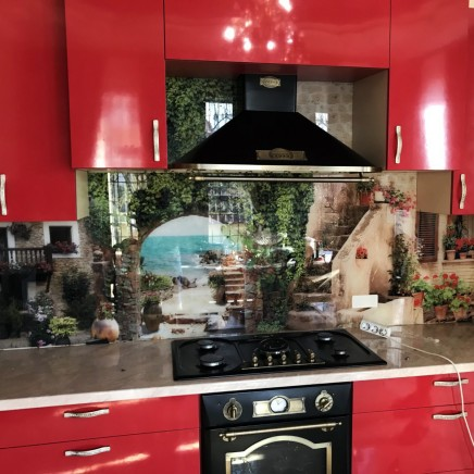 фартух на кухню зі скла фото, скіналі фото, скляний фартух на кухню фото, кухонний фартух фото 190820201
