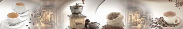8697 кухонный фартук Скинали Старый город, фартук для кухни Скинали Старый город, стеклянный фартук Скинали Старый город, фартук на кухню Скинали Старый город