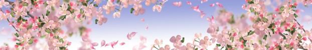 1603202126 кухонный фартук Скинали Цветы, фартук для кухни Скинали Цветы, стеклянный фартук Скинали Цветы, фартук на кухню Скинали Цветы