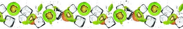 15911 кухонний фартух, фартух для кухні, скляний фартух, фартух на кухню