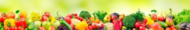 281020195 кухонный фартук Скинали фрукты, фартук для кухни Скинали фрукты, стеклянный фартук Скинали фрукты, фартук на кухню Скинали фрукты