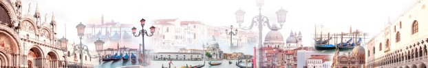 18328 кухонний фартухСкіналі Венеція, фартух для кухніСкіналі Венеція, скляний фартухСкіналі Венеція, фартух на кухнюСкіналі Венеція