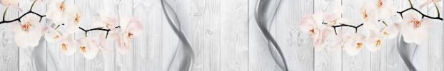 140420206 кухонний фартухСкіналі: Орхідеї, фартух для кухніСкіналі: Орхідеї, скляний фартухСкіналі: Орхідеї, фартух на кухнюСкіналі: Орхідеї