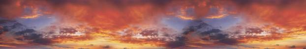 20194 кухонный фартук Скинали Небо, фартук для кухни Скинали Небо, стеклянный фартук Скинали Небо, фартук на кухню Скинали Небо