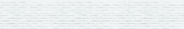 16431 кухонный фартук Скинали под белый кирпич, фартук для кухни Скинали под белый кирпич, стеклянный фартук Скинали под белый кирпич, фартук на кухню Скинали под белый кирпич