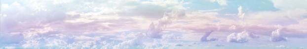 211020198 кухонный фартук Скинали Небо, фартук для кухни Скинали Небо, стеклянный фартук Скинали Небо, фартук на кухню Скинали Небо