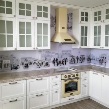 фартук на кухню из стекла фото, скинали фото, стеклянный фартук на кухню фото, кухонный фартук фото 3765
