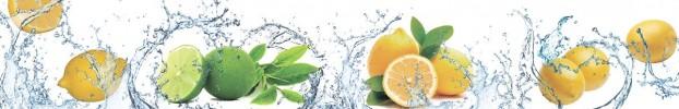 0907202144 кухонный фартук Скинали фрукты, фартук для кухни Скинали фрукты, стеклянный фартук Скинали фрукты, фартук на кухню Скинали фрукты