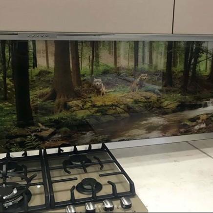 фартук на кухню из стекла фото, скинали фото, стеклянный фартук на кухню фото, кухонный фартук фото 17911