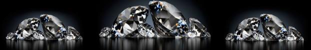 290620203 кухонный фартук Скинали бриллианты, фартук для кухни Скинали бриллианты, стеклянный фартук Скинали бриллианты, фартук на кухню Скинали бриллианты