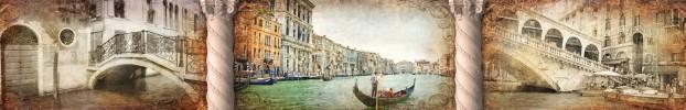 16443 кухонний фартухСкіналі Венеція, фартух для кухніСкіналі Венеція, скляний фартухСкіналі Венеція, фартух на кухнюСкіналі Венеція