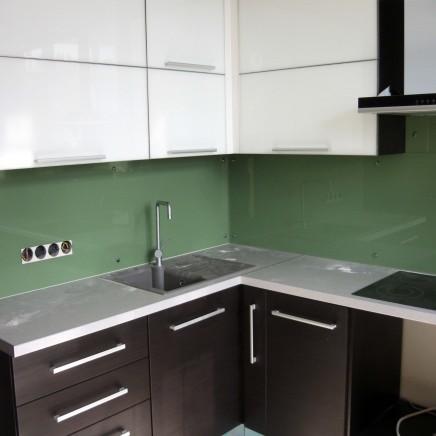 фартук на кухню из стекла фото, скинали фото, стеклянный фартук на кухню фото, кухонный фартук фото 4795