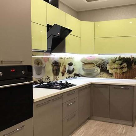 фартук на кухню из стекла фото, скинали фото, стеклянный фартук на кухню фото, кухонный фартук фото 17770